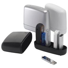 47002 Vassoio da Scrivania per Chiavette USB
