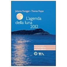 L'agenda della luna 2012