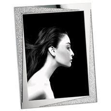Portafoto Silver Glitter 10x15