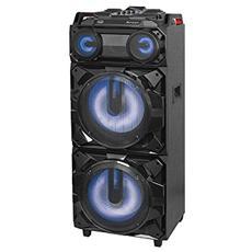Altoparlante Amplificato Karaoke e Bluetooth XF 3800 Pro