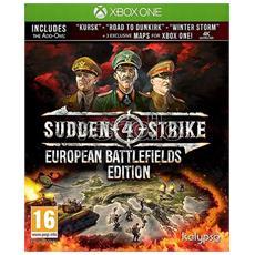 Sudden Strike 4: European Battlefields - Day one: GIU 18