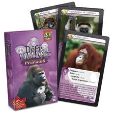 –0101001109–gioco Da Tavolo–sfide Natura–primati