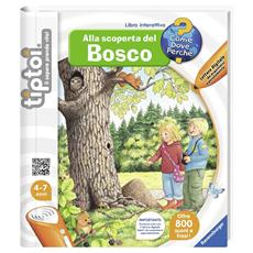 00656 - Tiptoi Libro Alla Scoperta del Bosco