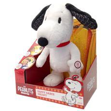 Peanuts - Peluche Snoopy - Happy Dance