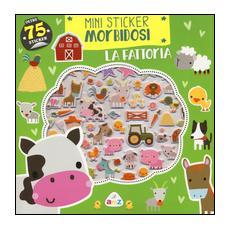 La fattoria. Mini sticker morbidosi