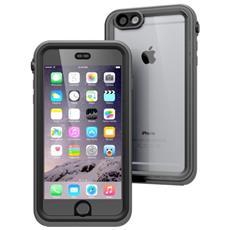 iPhone 6/6s Plus Case Impermeabile nero & Space grigio