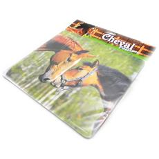 mouse pad 'passion chevaux' - [ i6951]
