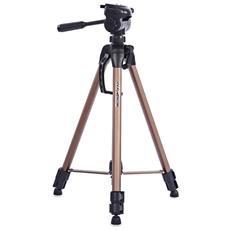 Treppiede In Lega Leggera Di Alluminio Portatile Weifeng Wt3770 Con Borsa Per Fotocamera Reflex Dslr