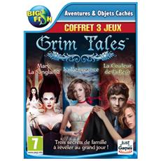 Grim Tales: Ttriple Pack 5+6+7, PC Base + supplemento PC videogioco