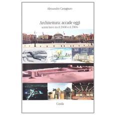 Architettura: accade oggi. Scritti brevi tra il 2000 e il 2006