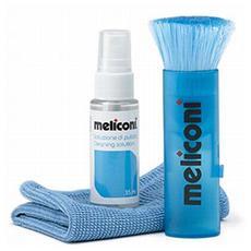 Soluzione da 35 ml + panno in microfibra + pennello per la pulizia della TV C35P