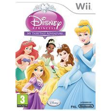 WII - Disney Princess: Magica Avventura