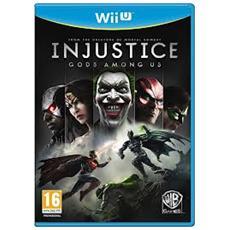 WiiU - Injustice: Gods Among Us