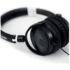 Microfono Connessione USB Nera 18 x 5 cm 13000417-EU