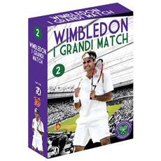 Wimbledon - I Grandi Match 2 (3 Dvd)
