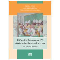 Il Concilio Lateranense IV a 800 anni dalla sua celebrazione. Una rilettura teologica