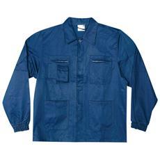 Giacca Serie 200 In Cotone Colore Blu Taglia 44