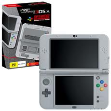 New 3DS XL SNES LImited Edition