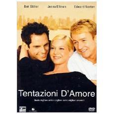 Dvd Tentazioni D'amore