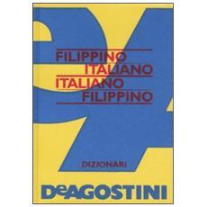 Dizionario filippino-italiano, italiano-filippino