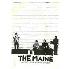 Dvd Maine (the) - Anthem For A Dying Br.