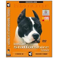 American Staffordshire Terrier. DVD