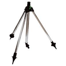 Treppiede telescopico per Irrigatore in metallo Attacco 1/2 F H Max cm 84