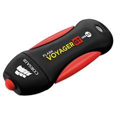 Chiavetta USB Flash Voyager GT 32 GB Interfaccia USB 3.0 Colore Rosso / Nero