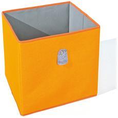 Cassetto Portaoggetti Widdy Colore Arancio