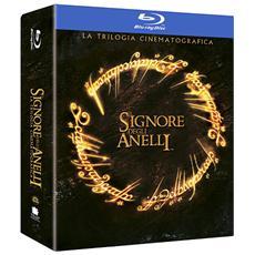 Il Signore Degli Anelli - La Trilogia Cinematografica (3 Blu-Ray)