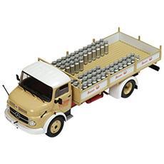 Tru009 Mercedes 1113 (stassano & Stassano Milk) 1967 1:43 Modellino