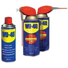 Sbloccante Lubrifucante Spray Wd40 250mll Getto Posizionabile