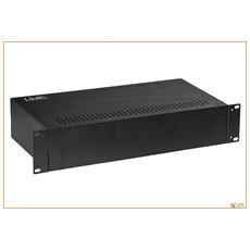 Media Converter Rj45 - Fibra Ottica SC 10/100 Base-T A 100Base-FX, SINGLEMODE 1310N