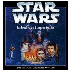 Star Wars - Erben Des Imperiums / 1-4 (4 Cd)