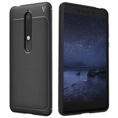 Custodia Cover Tpu Silicone Per Smartphone Nokia 6 (2018)