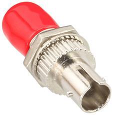Simplex ST / ST, Multimode ST ST Rosso, Argento cavo di interfaccia e adattatore
