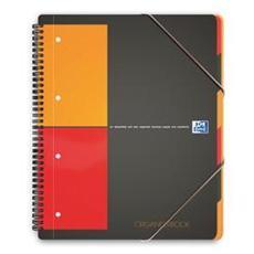 pz. 1 Blocco a spirale Organiserbook OxfordA4+ 5mm 100102777