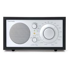 Model One Radio da Tavolo AM / FM ingresso AUX Colore Silver / Nero