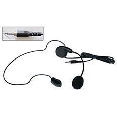 Cuffie con Microfono Cablato DMC 6020H Colore Nero