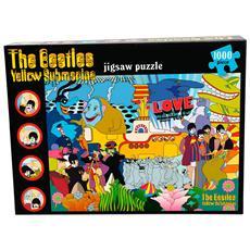 Beatles (The) - Yellow Submarine (Puzzle)