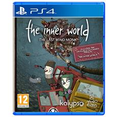 PS4 - The Inner World: The Last Wind Monk