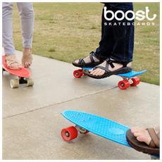 Skateboard Fish Boost (4 Ruote)