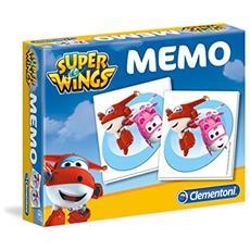 52237.8–super Wings–memo Compatto Gioco