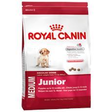 Cibo per Cani Medium Junior 4 kg