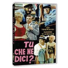 Dvd Tu Che Ne Dici?