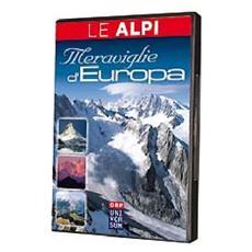 DVD ALPI (LE) -MERAVIGLIE D'EUR. (es. IVA)