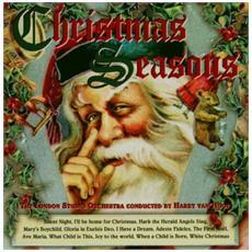 Christmas Seasons - Van Hoof Harry Dir / london Studio Orchestra