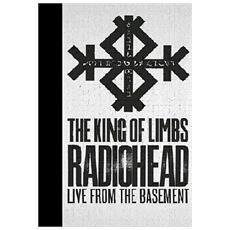 Radiohead - The King Of Limbs - Live From The Basement (Dvd+Libro)