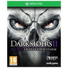 XONE - Darksiders II Deathinitive Edition