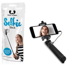 Asta Selfie Stick colore Nero